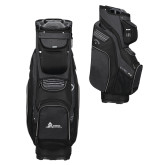 Callaway Org 14 Black Cart Bag-University Mark Horizontal