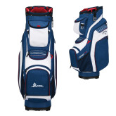Callaway Org 14 Navy Cart Bag-University Mark Horizontal