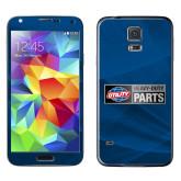 Galaxy S5 Skin-Heavy Duty Parts Horizontal