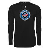 Under Armour Black Long Sleeve Tech Tee-Genuine Parts