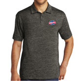 Charcoal Electric Heather Polo-Utility