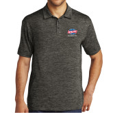 Charcoal Electric Heather Polo-Utility, Personalized