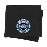 Black Sweatshirt Blanket-Genuine Parts