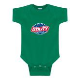 Kelly Green Infant Onesie-Utility