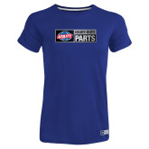 Ladies Russell Royal Essential T Shirt-Heavy Duty Parts Horizontal