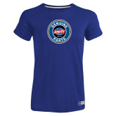 Ladies Russell Royal Essential T Shirt-Genuine Parts