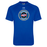 Under Armour Royal Tech Tee-Genuine Parts