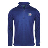 Russell Royal Heather 1/4 Zip-Genuine Parts