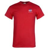 Red T Shirt-Utility w Tagline