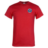 Red T Shirt-Genuine Parts