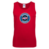 Red Tank Top-Genuine Parts