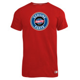 Russell Red Essential T Shirt-Genuine Parts