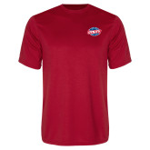 Performance Red Tee-Utility