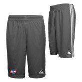 Adidas Climalite Charcoal Practice Short-Utility