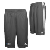 Adidas Climalite Charcoal Practice Short-Heavy Duty Parts Horizontal