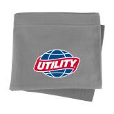 Grey Sweatshirt Blanket-Utility