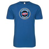 Next Level SoftStyle Royal T Shirt-Genuine Parts