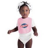 Light Pink Baby Bib-Utility