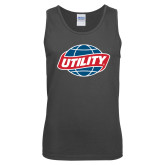 Charcoal Tank Top-Utility