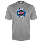 Performance Grey Heather Contender Tee-Genuine Parts