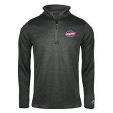 Russell Charcoal Heather 1/4 Zip-Utility