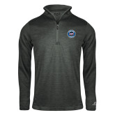 Russell Charcoal Heather 1/4 Zip-Genuine Parts