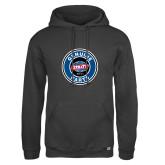 Russell DriPower Charcoal Fleece Hoodie-Genuine Parts