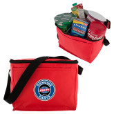 Six Pack Red Cooler-Genuine Parts