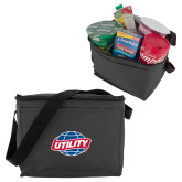 Six Pack Grey Cooler-Utility