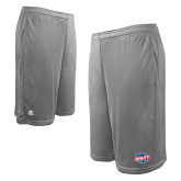 Russell Performance Grey 10 Inch Short w/Pockets-Utility