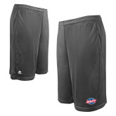 Russell Performance Charcoal 10 Inch Short w/Pockets-Utility