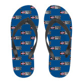 Full Color Flip Flops-Heavy Duty Parts Horizontal