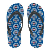 Full Color Flip Flops-Genuine Parts