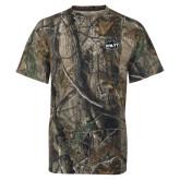 Realtree Camo T Shirt-Utility