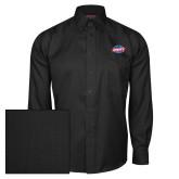 Red House Black Herringbone Long Sleeve Shirt-Utility