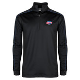 Nike Golf Dri Fit 1/2 Zip Black/Royal Pullover-Utility
