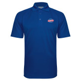 Royal Textured Saddle Shoulder Polo-Utility