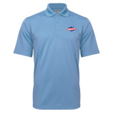 Light Blue Mini Stripe Polo-Utility