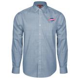Red House Light Blue Plaid Long Sleeve Shirt-Utility