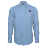 Red House Lt Blue Long Sleeve Shirt-Utility