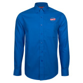Red House French Blue Long Sleeve Shirt-Utility