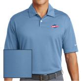 Nike Dri Fit Light Blue Pebble Texture Sport Shirt-Utility