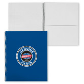 College Spiral Notebook w/Clear Coil-Genuine Parts