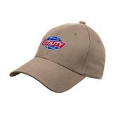Khaki Heavyweight Twill Pro Style Hat-Utility