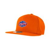 New Era Orange Diamond Era 9Fifty Snapback Hat-Utility