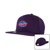 New Era Purple Diamond Era 9Fifty Snapback Hat-Utility