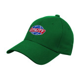 Kelly Green Heavyweight Twill Pro Style Hat-Utility