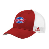 Adidas Red Structured Adjustable Hat-Utility