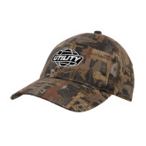 Oilfield Camo Structured Hat-Utility
