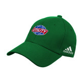 Adidas Kelly Green Structured Adjustable Hat-Utility